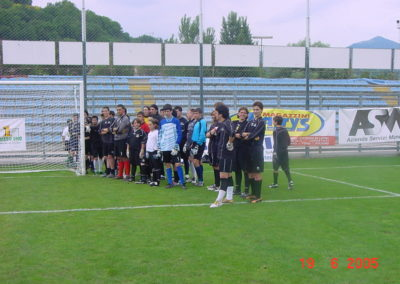 2005 Portieri partecipanti