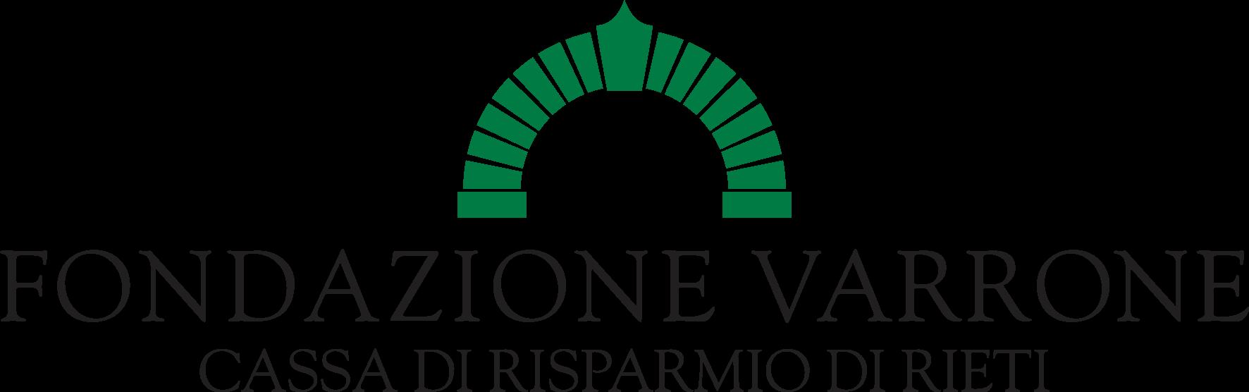 Risultati immagini per logo fondazione varrone