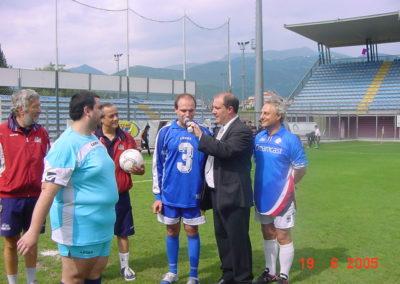 intervista ai tre calciatori NON VEDENTI