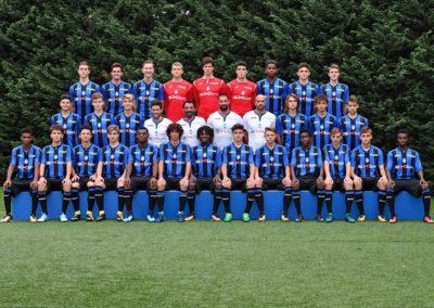 Atalanta Under 17 al 26° Scopigno Cup Rieti