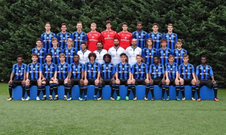 Atalanta Under 17 al 26° Scopigno Cup Rieti 2018