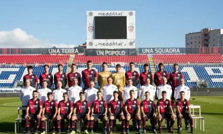 Cagliari Calcio al 26° Scopigno Cup Rieti 2018
