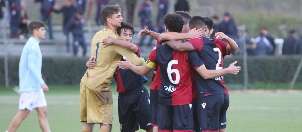 """L'Under 17 rossoblù alla """"Scopigno Cup"""""""