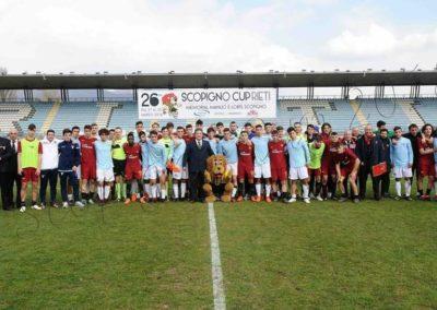 A.S. Roma e S.S. Lazio insieme