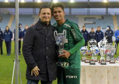 Miglior Giocatore Gabriel Silva