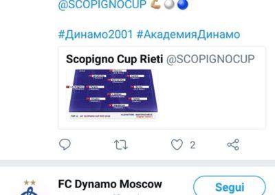 Sito Dinamo Mosca