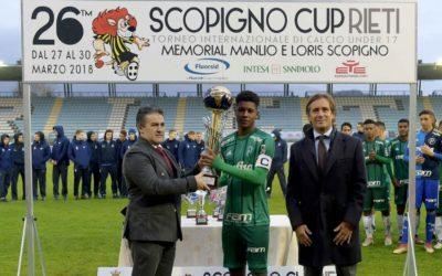 Scopigno Cup 2019: tutto pronto per la 27° edizione, Filippo Inzaghi sarà il Testimonial (16-19 Aprile)