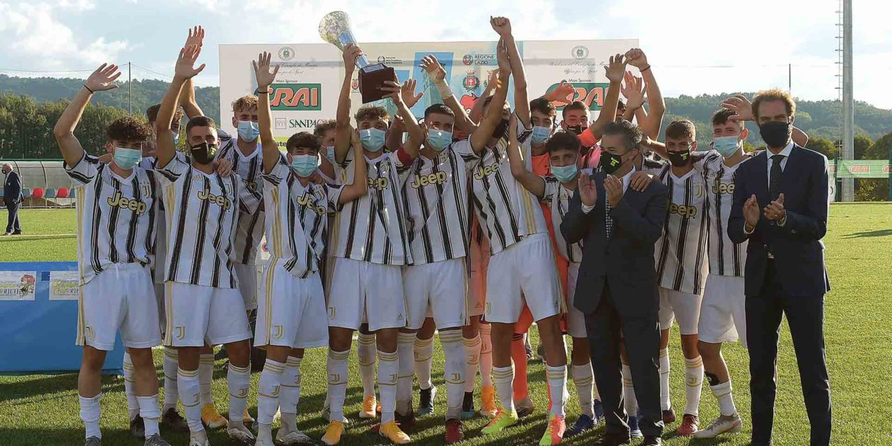 Scopigno Cup: we are already thinking about the future. Juve confirms the presence for the 29th edition from 2 to 5 September 2021