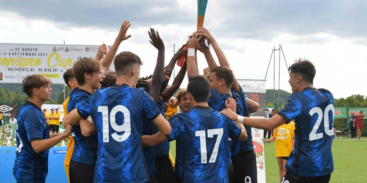 29 ^ Scopigno Cup: Inter win 2-0 in the final against Roma