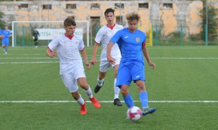 29 ^ SCOPIGNO CUP Rieti – Amatrice World Football Tournament Under 17 – The match between Lodigiani and Domzale (Slovenia) 1-6 ended the first day of competition