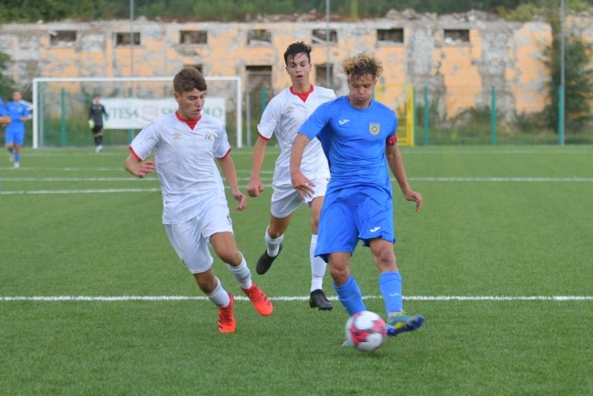 29^ SCOPIGNO CUP Rieti – Amatrice World Football Tournament Under 17 – La sfida tra Lodigiani e Domzale (Slovenia) 1-6 ha chiuso la prima giornata di gare
